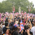 Royal Wedding Crowd