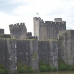 A Day in Caerphilly, Wales