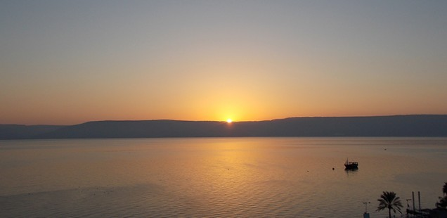 The Sea of Galilee: Where Jesus Lived