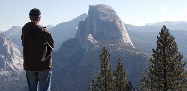 Visiting Yosemite: Part 1