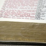 What's Up With Red Letters in Bibles?