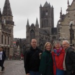 THE GOSPEL IS SPREADING IN EUROPE:  OUR TRIP TO BELGIUM AND BUDAPEST