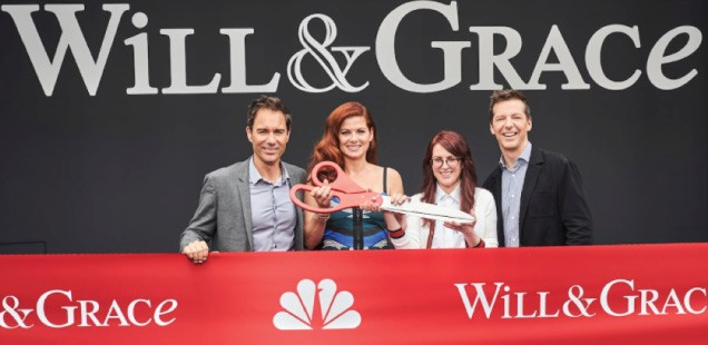 Will & Grace is Back...NBC Pushes the LGBTQ+ Envelope Again