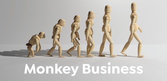 MONKEY BUSINESS: BEWARE - MANY CHRISTIAN COLLEGES PROMOTE BIOLOGICAL EVOLUTION!