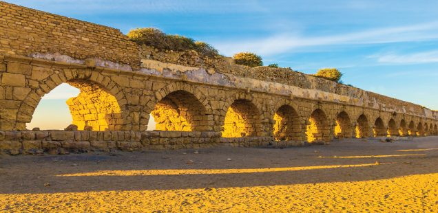 """The """"Me First"""" Movement: A Lesson From Caesarea, Israel"""