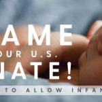 Shame on Our U.S. Senate! A Vote to Allow Infanticide