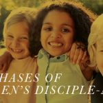 Four Phases of Children's Disciple-making