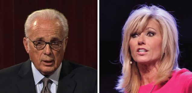 John MacArthur and Beth Moore: What's All the Hubbub About?