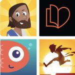 A Brief Review of a Few Christian Apps for Kids' Spiritual Growth