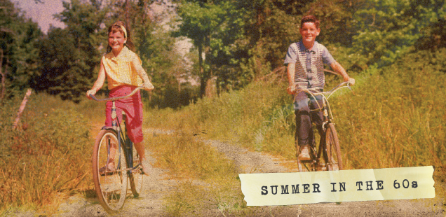 Summer in the 60s