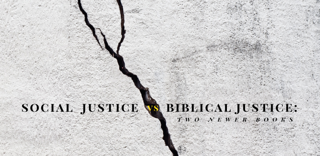 Social Justice vs. Biblical Justice: Two Newer Books